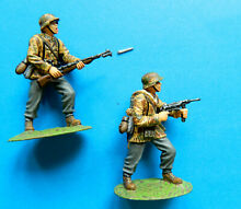 2 frontline 54mm wwii german
