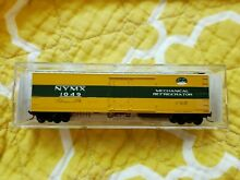 Micro trains new york central nymx