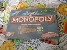 Hasbro 50 years monopoly game brand