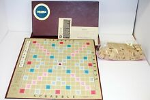 Board game 1948 1949 1953 selchow