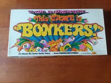 Bonkers from parker brothers board