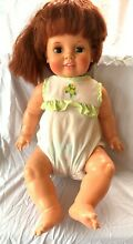 Baby 24 in hair that grows doll