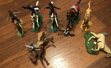 U s cavalry troopers swoppets toy