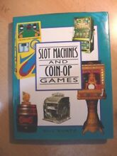 Slot machines and coin op games by