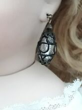 Bisque jumeau doll jewellery silver
