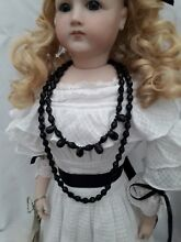 Bisque jumeau doll jewellery twin