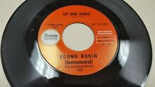 Round robin sit and dance 1965