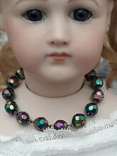 Bisque jumeau doll jewellery