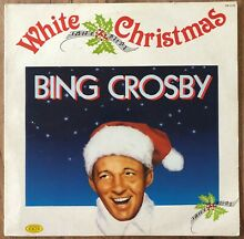 Crosby white christmas lp
