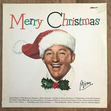 Crosby merry christmas lp