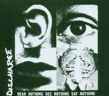 Discharge hear nothing see nothing