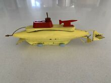 Wind up tinplate toy sutcliffe