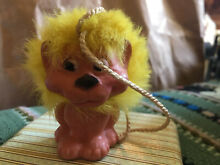 Rauls lion happy gang yellow hair