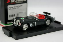 Brumm 1 43 jaguar xk120 rally of