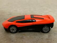 Matchbox orange street streak
