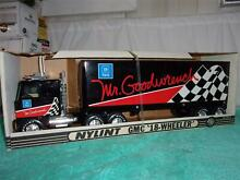 Goodwrench gm parts semi truck