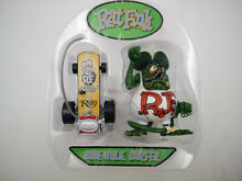 Rat fink collectible sidewalk