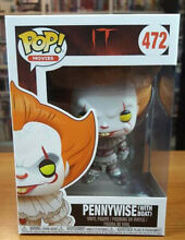 Funko pop it pennywise boat