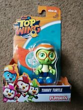 Tommy turtle top wings toy