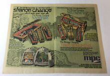 1975 two page mpc centerfold ad
