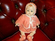 1950 s hard plastic pedigree doll
