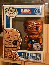 Sdcc 2011 marvel the thing metallic