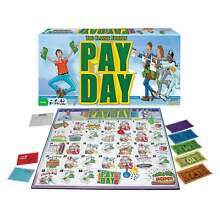 Pay day board game blue