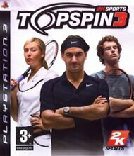 Playstation 3 top spin 3