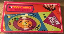 1973 tiddly winks game whitman 4748