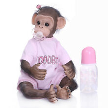 Decdeal 16 40cm realistic baby
