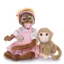 Decdeal 21 inch realistic baby