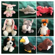 Assorted luv pets chamois plush