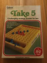 Take 5 challenging strategy puzzler