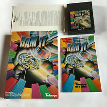 Ram it rare boxed instructions