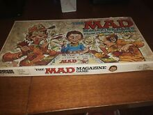Mad magazine game 1979