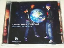 Youngman give you the world cd