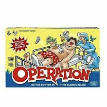 Operation board game hospital