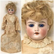 16 bisque head doll armand