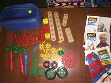 Mec building toy wood wooden shapes