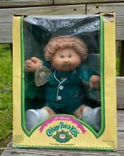 1984 cabbage patch boy doll in