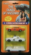 Ertl 1997 the 3 vehicle action
