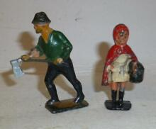 Raco rare lead red riding hood and