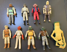 Star wars action figures lot
