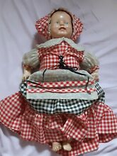 Composition doll reliable toy co