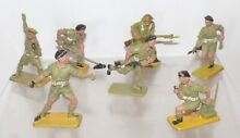 Pl22 british plastic 8th army and