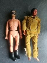 Lot tonto gabriel toys 1973 big jim