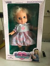 Baby nicole soft filled body doll
