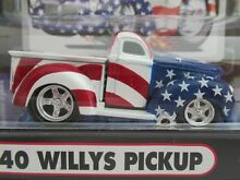 40 wills pick up truck 1 64 scale