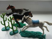 Horses and scenery