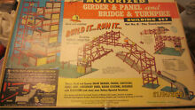 1960 kenner s girder panel and